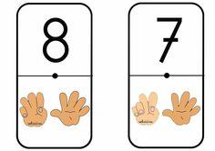 Kindergarten Math Activities, Math 2, Math Games, Preschool Activities, Counting Bears, Eyfs, Pre School, Learning, Cards