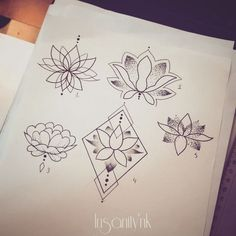 Petits projets disponibles ! Infos, réservation -» insanitydoll@hotmail.fr #tattoos #tattooist #tattooartist #tattooflash #tattoosketch #lotus #flashtattoo #flowers #floraltattoo #blacktattoos #blackwork #dotworkers #dotwork