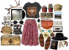 Open Season - High highs by hippierose featuring hippy shoes Quirky Fashion, Look Fashion, Fashion Outfits, Looks Style, Style Me, Cool Outfits, Summer Outfits, Beautiful Outfits, Indie