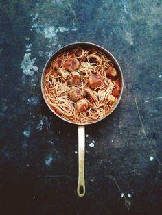 Vegetarian Meatballs Recipe