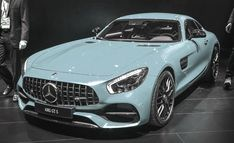2018 Mercedes-AMG GT C Coupe Debuts!