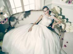 Truly Zac Posen for David's Bridal wedding gown