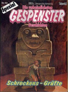 Gespenster Geschichten Spezial #68 - Schreckens-Grufte