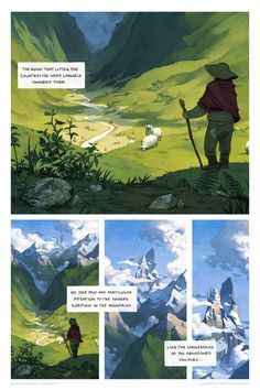 cloudfactorycomics:  Page 003  This page got a pretty heavy duty facelift between the existing rough colors and the finished version, but I&...