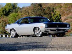 1970// Plymouth Barracuda