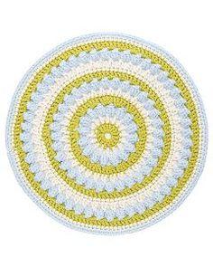 Crochet Carpet, Crochet Home, Knit Crochet, Helmet, Interior Design, Knitting, Diy, Home Decor, Crocheting