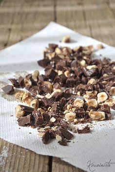 Έχεις αυγά, αλεύρι & nutella; Φτιάξε ένα κέικ! – kouzinista Sweet Cooking, Nutella, Loaf Cake, Sweets Recipes, 3 Ingredients, Muffins, Deserts, Candy, Cookies