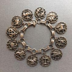 eCharmony Charm Bracelet Collection - Zodiac Charms