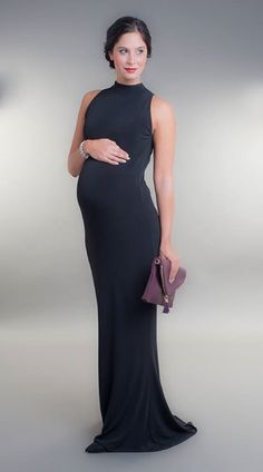 Maternity Black Tie Dresses
