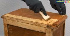 Envie de donner une nouvelle jeunesse à un vieux meuble en bois trouvé en brocante? Envie de relooker un meuble en bois dont vous vous êtes lassé? Avant de le peindre, de l'éclaircir ou de le vernis, il est indispensable de le décaper. Découvrez, en vidéo, les bons gestes pour décaper un meuble en bois vernis.
