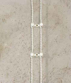 Pleiadi: Accessori elettrici in ceramica | Aldo Bernardi