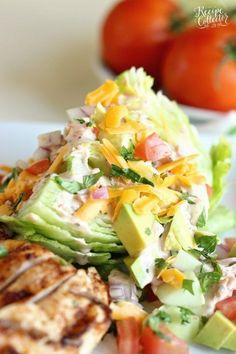 72 Best Keto Summer Salad Recipes 8