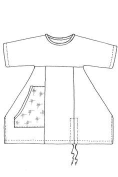 square tunic