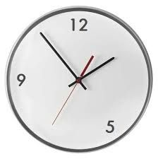 i think it would mess with some people's heads :-) Wall Clock Online, Oh My Love, Some People, Wall Clocks, Modern Wall, Things To Think About, Chiming Wall Clocks