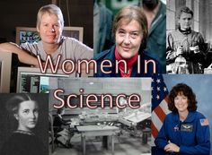 Women in science presentation - A look at some of the achievements by women in the field of science.