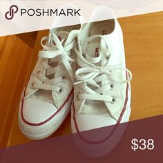 Great shape converse So comply and great condition fits like 7 Converse Shoes Sneakers