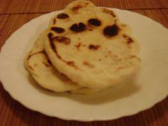Naan ili kruh nas indijski