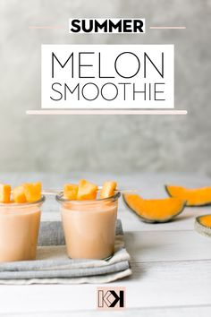 Could You Eat Pizza With Sort Two Diabetic Issues? Melon Smoothies From Kroll's Korner Are The Perfect Snack To Cool Off This Summer And To Get The Boost Of Nutrients Your Body Craves Cantaloupe Smoothie, Blackberry Smoothie, Apple Smoothies, Healthy Smoothies, Healthy Drinks, Smoothie Recipes, Cantaloupe Recipes, Drink Recipes, Cheap Clean Eating