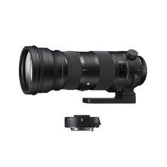 #Sigma 150-600mm f5-6.3 DG OS HSM Sport #Lens + TC-1401 Converter (#Canon EF Mount) Usb Dock, Telephoto Zoom Lens, Used Cameras, Camera Equipment, Canon Lens, Focal Length, Nikon, Sports, Distortion