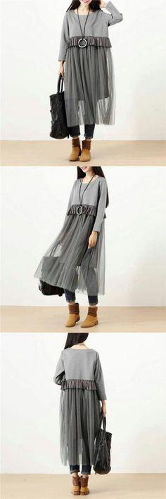 El vestido interesante