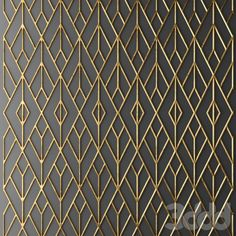 Decor for the wall. – Home Decoration Cool Patterns, Textures Patterns, Art Nouveau, Art Deco Wallpaper, Grill Design, Art Deco Design, Design Elements, Decoration, Wall Decor