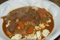 Homemade Beef Stew from Jess Fuel