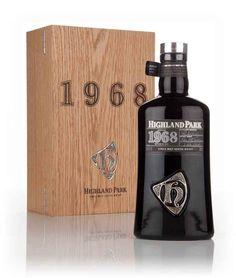 Highland Park 1968 (bottled 2008) - Orcadian Vintage Series - Master of Malt