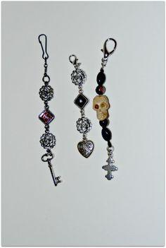 Stylus Charm Chain / Jacket Zipper Pull  / by StaziesStitchsNStuff, $7.95