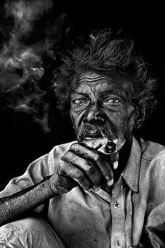 Beautiful Black and White People Photography — DzineWatch