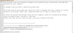 """""""Linux.Encoder.1"""" targets personal and website files, demands about $500. Tags: #Linux #Ransomware"""