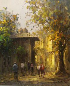 Bülent Kılıç Resimleri Tabloları Artconsept http://www.artconsept.com/bulent-kilic/