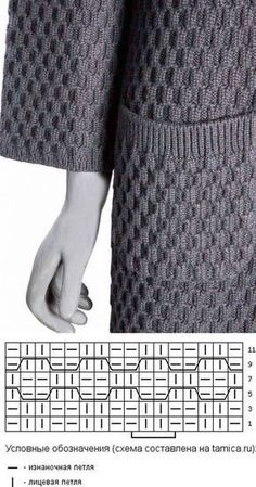 Knitting Patterns Coat Patterns of patterns knitting Knitting Paterns, Cable Knitting, Knitting Kits, Knitting Charts, Knitting Designs, Knit Patterns, Hand Knitting, Knitting Needles, Diy Crafts Knitting