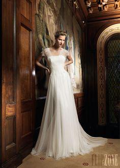 Raimon Bundó - Sposa - «Silencio», Collezione 2014 - http://it.flip-zone.com/fashion/bridal/ready-to-wear/raimon-bundo