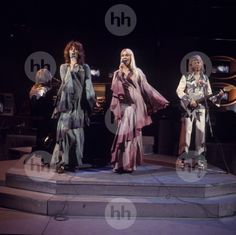 "ABBA in ""Disco"" performing ""Honey Honey"""