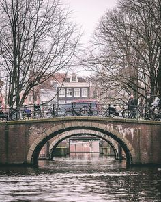 Hazy and overcast still awesome! Boat cruises are such a fantastic way to relax and see the city from a different angle! I Amsterdam, Ways To Relax, Winter Day, Holland, Dutch, Travel Tips, Mansions, House Styles, Nice