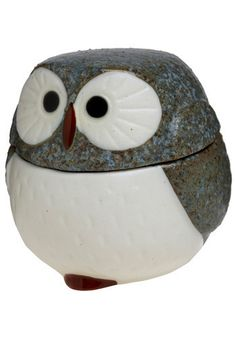 Owl in the Same Spot Keepsake Box $22.99