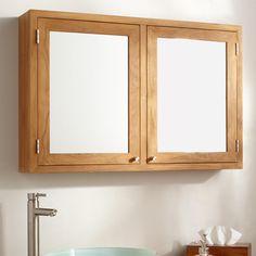 """44"""" Covelo Teak Vessel Sink Vanity - Bathroom Vanities - Bathroom"""