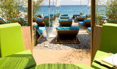 Hi Beach, private beach in Nice