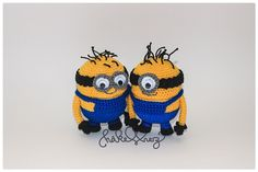 Amigurumi Fan Club Minion : 1000+ images about Kinderei aankleden. on Pinterest ...