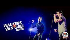 'Wauters & Van Geel in concert' voor Rode Neuzen Dag