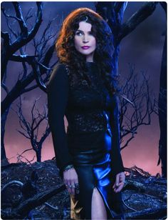 Still of Julia Ormond in Witches of East End
