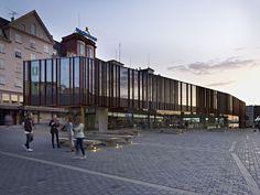 Gallery - Fish market in Bergen / Eder Biesel Arkitekter - 3