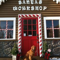Santa's Workshop!