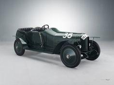 Mercedes de competición de 1910, una rareza.