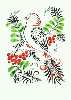 Bird, Russian style