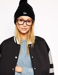 Lunettes de vue style rétro #mode #lunettes #ecaille #retro #glasses #fashion