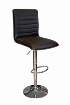 Buy Aegean Faux Leather Bar Stool from our Bar Tables & Stools range - Tesco.com