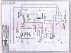 10 Best wiring and motorcyclez images | Motorcycle wiring ... Buyang Fa B Wiring Diagram Atv on