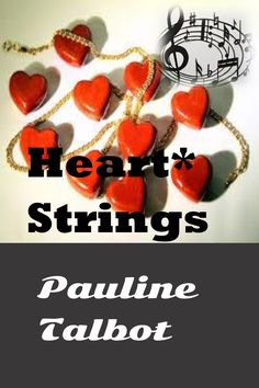Welcome to the crazy, romantic and unpredictable world of love! Immerse yourself in the lives, loves, ups and downs of Pamela, Clark, Vidor, Marilyn, Marissa, Luther, Sue and Dominic. Get your copy today...Heart*Strings!
