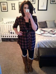 Mommy Mirror Diaries: Flannel Friday.. this is a fun blog about outfits!
